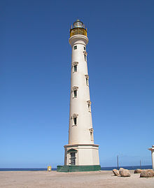 California Lighhouse in Aruba