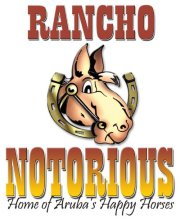 Rancho Notorious Sign in Aruba