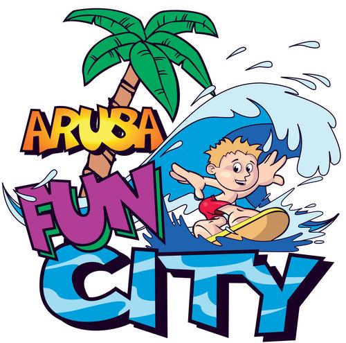 Entrance to Aruba Fun City