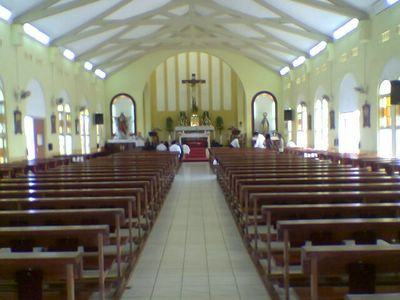 Beautiful Church in Aruba