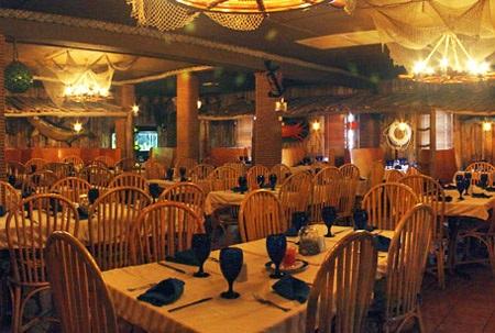 Driftwood Restaurant in Aruba