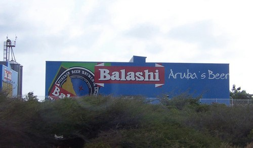 Visit the Balashi Brewery in Aruba