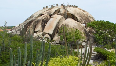 Visit the Rock Formations in Aruba